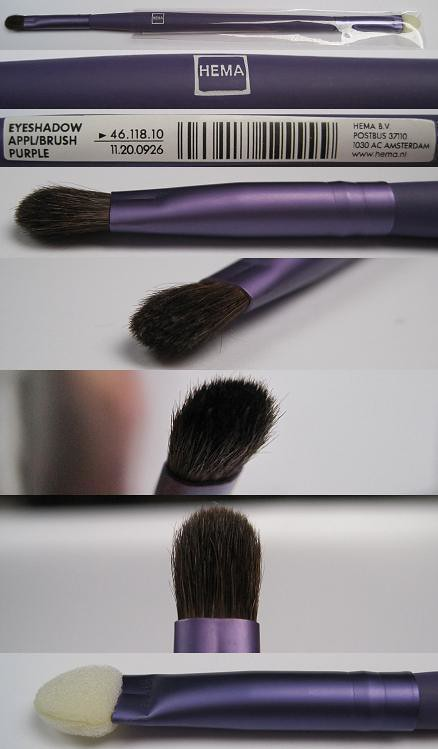 Hema Eye Shadow Brush & Applicator 1