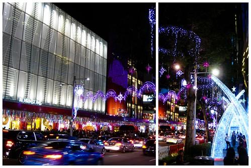 Orchard Road light