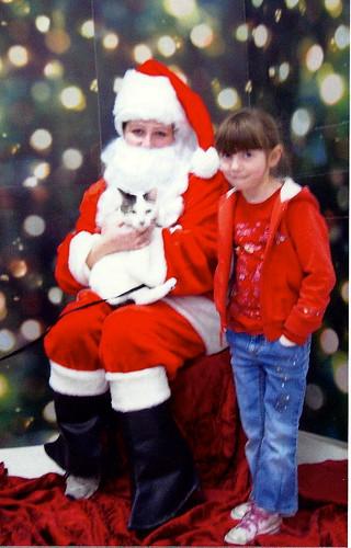 2010 Christmas--Caitlin & Eddy