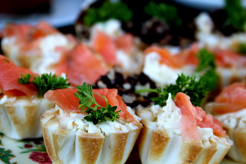 Saturday: Delicious Delicious Entrees