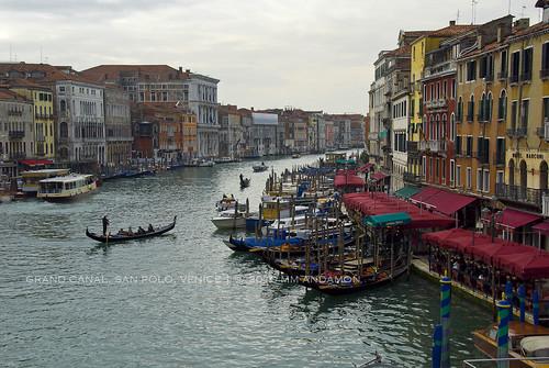 Grand Canal, San Polo, Venice
