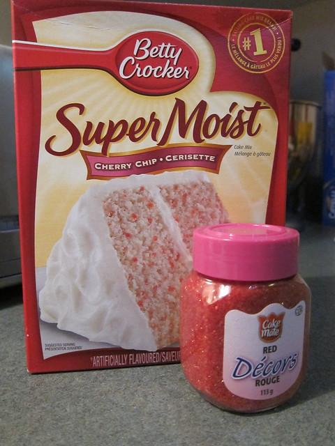 Cherry Chip + Sprinkles