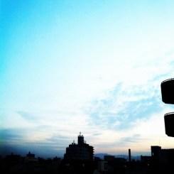 おは! 今朝の大阪です。