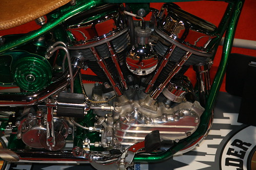 2010 Long Beach Modified Harley Winner