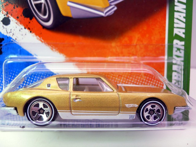 hot wheels treasure hun studebaker avanti (2)