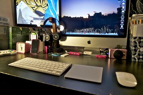 iMac Setup 2011 - 4