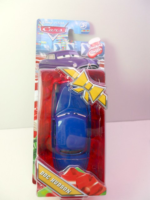 Target Exclusive Disney CARS Christmas Doc Hudson Stocking Stuffer (1)