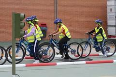 En bicicletas