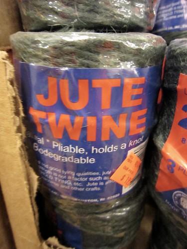 Jute Twine