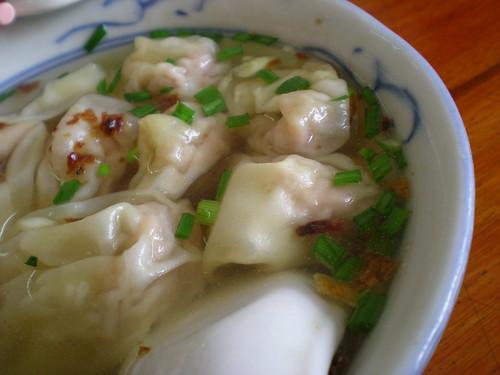 Bukit Lima pian sip - soup