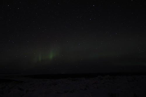 Aurora Flicker