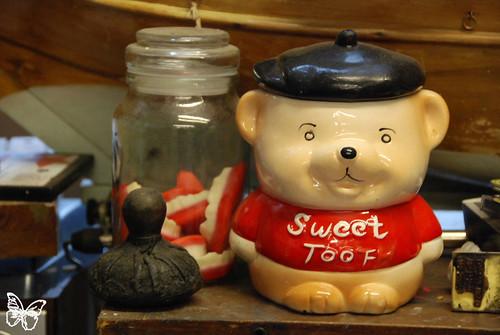 Sweet Toof Studio Visit