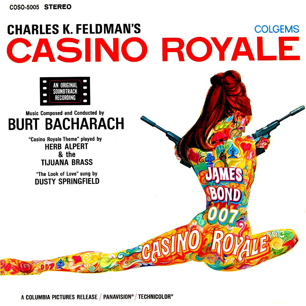 Burt Bacharach - Casino Royale