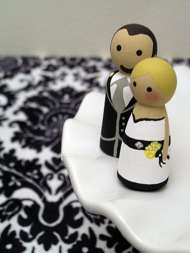 paul and me cake topper