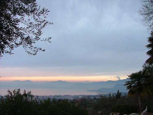 sunset 20jan 2011