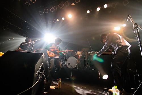"""ボヤケルズ<br/>2010.11.28 @ 鹿児島 CAPARVO Hall<br/>[ ボヤケルズ presents """"好きなままで長く"""" ]"""