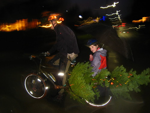 4th Annual Xtracycle Tree Haulin