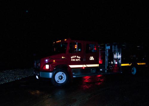 Fire Department walk-thru
