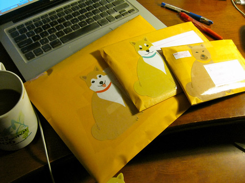 Prepping packages