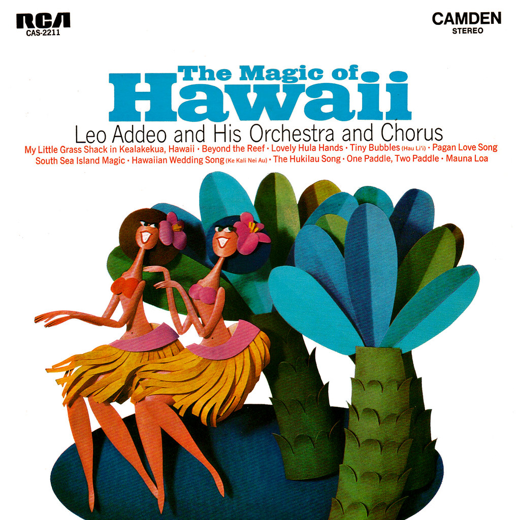Leo Addeo - The Magic of Hawaii