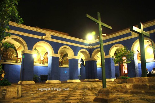 Arequipa Santa Catalina