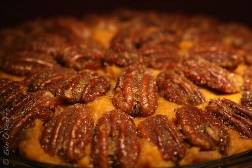 Sweet Potato & Pecan Side Dish (1/2)