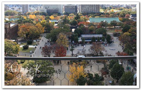 大阪城周遭4