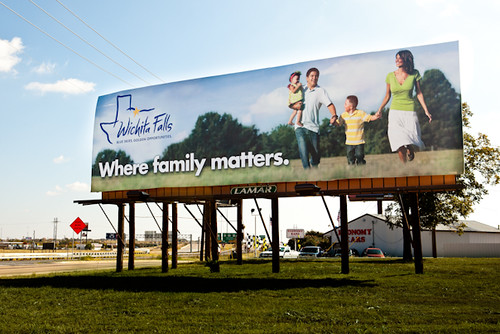 Wichita Falls Billboards