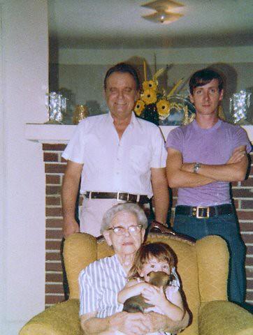 mich great mama grandpa and dad