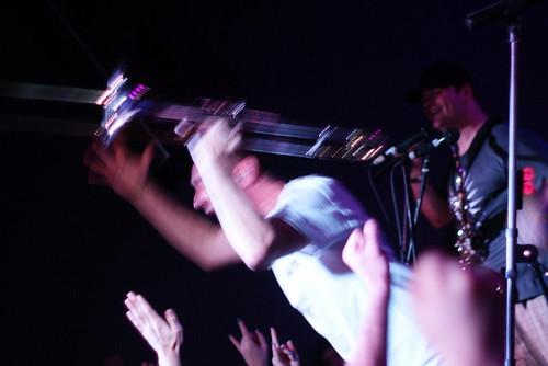 Less Than Jake, Motorco, DTFH Fest, Durham NC, 1/21/11