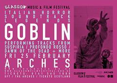 Goblin poster // GMFF 2011