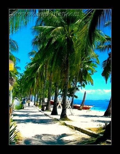 Bounty Beach, Malapascua Island, Cebu 2010