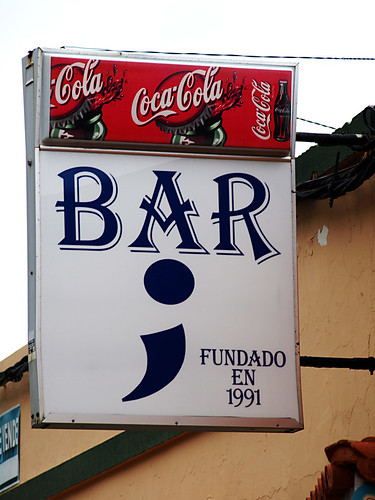 An Off the Beaten Track Bar on Tenerife, Was it Worth More Than a Pause?