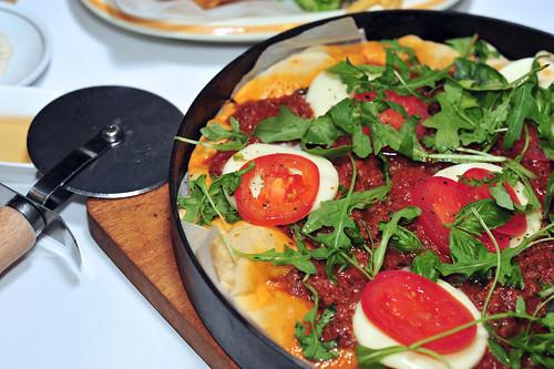 Skinny Pizza