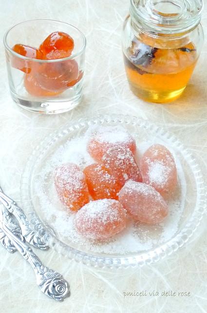 Kumquats cristallisés