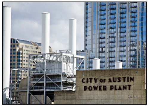 City of Austin Power Plant