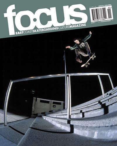 Focus Cover Jan/Feb 2011.