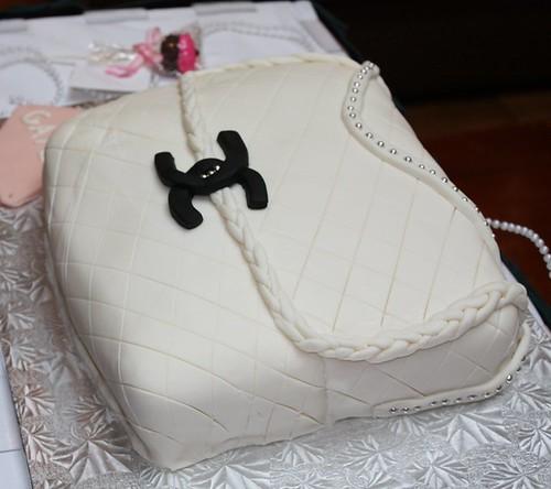 gâteau anniversaire sac à main