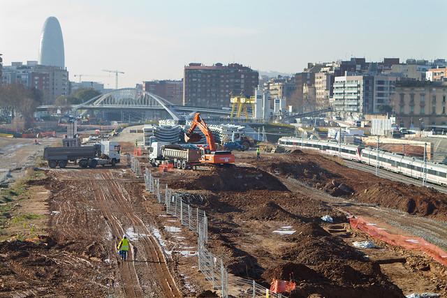 Pont del Treball - Sur - 01-02-11