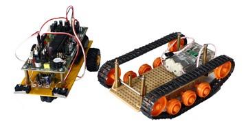 Robot Edukasi AVR Special Edition - NEXT SYSTEM Robotics Learning Center