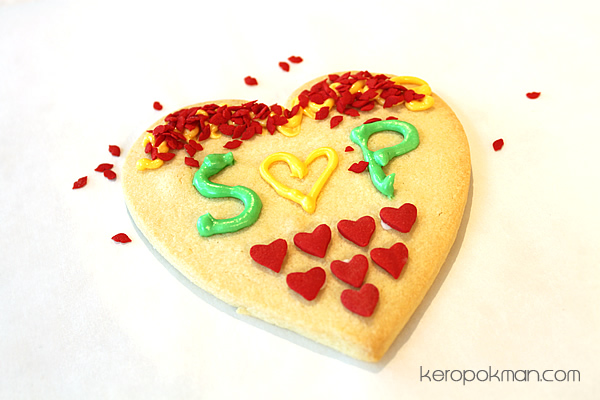 Sugar Cookies - Hearts