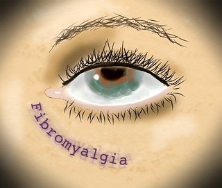 Fibromyalgia Eye