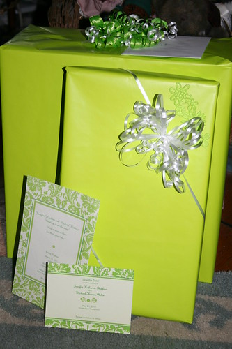 Collins Cousin Bridal Shower gifts