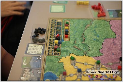BGC Power Grid Msia 2011 @ Cassian Kitchen