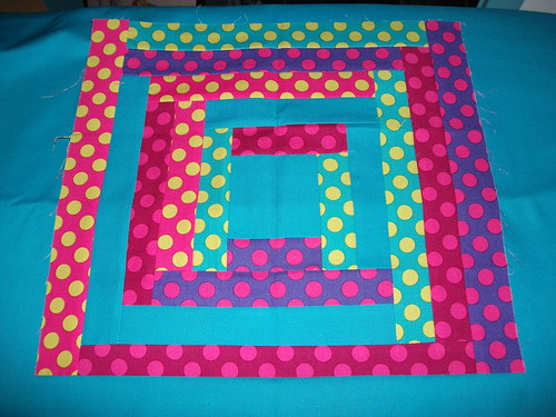 Block Received from maiestia. MMQG Bee.