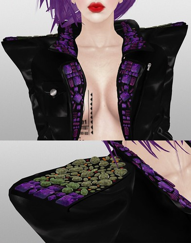 Jem Jacket by Ladies who Lunch (details)