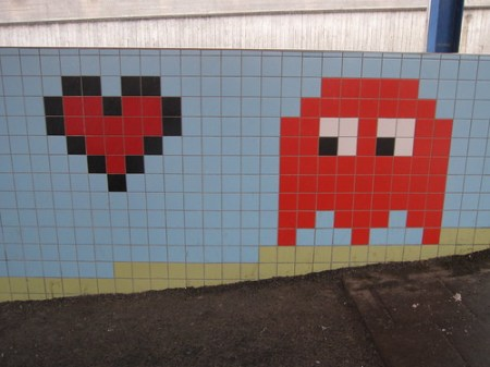 Pac Man love