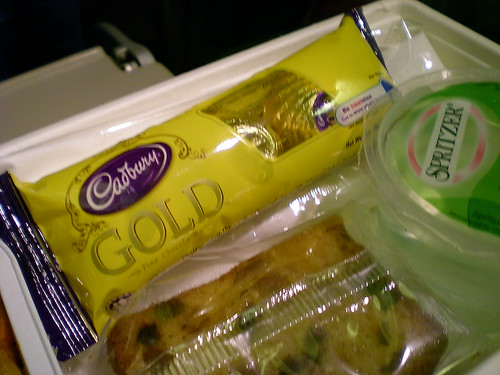 MAS dinner - Cadbury Gold