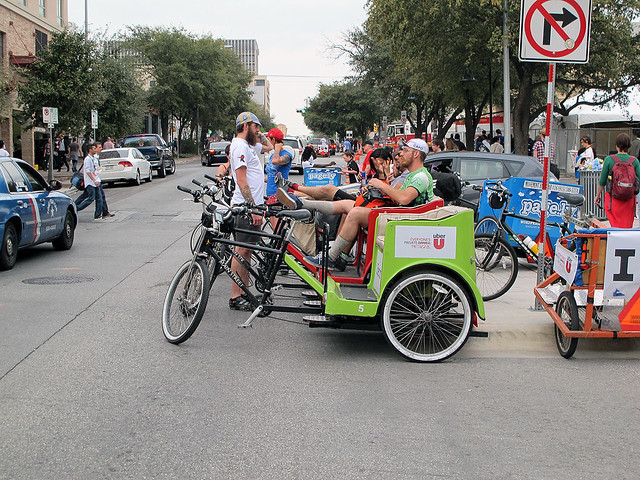 Pedicabs