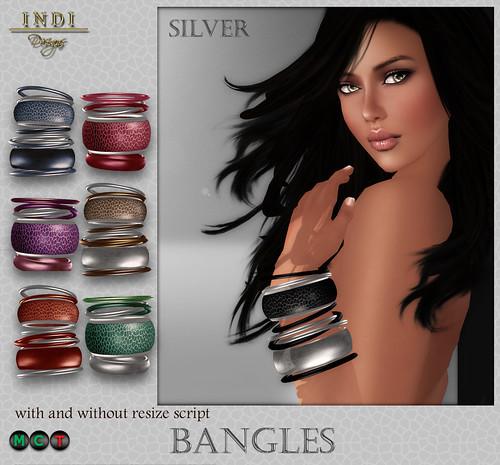 Bangles-silver